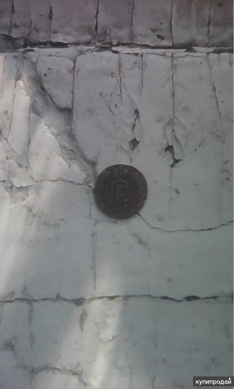 Монета 1789г