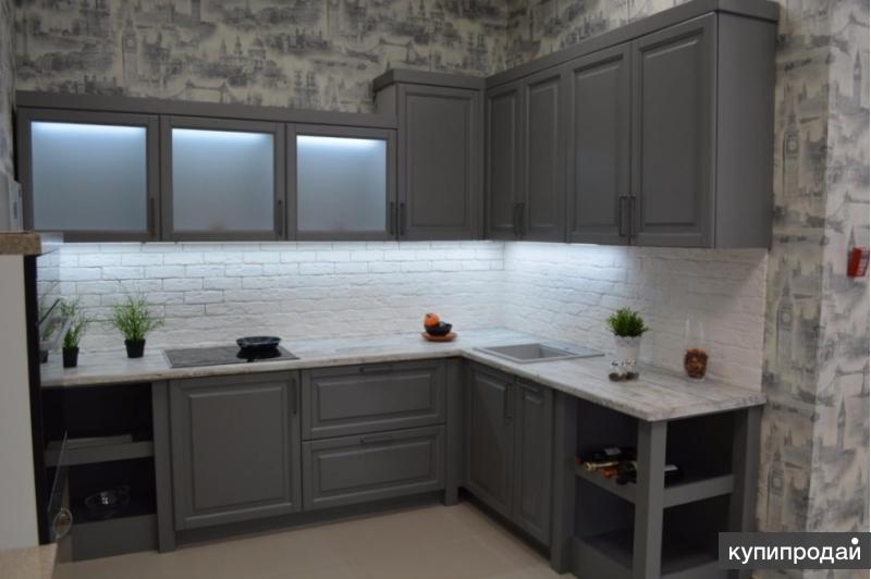 кухни и шкафы на заказ из цеха