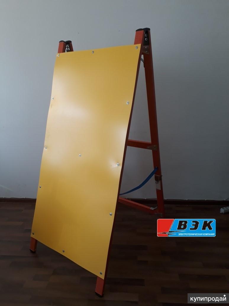 Штендер диэлектрический 1760х810 тип ССД с чехлом