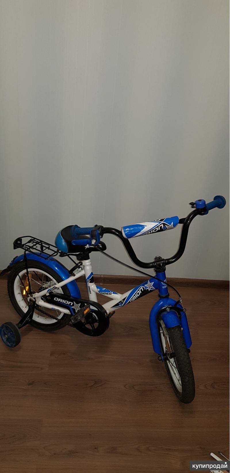 Детский велосипед orion