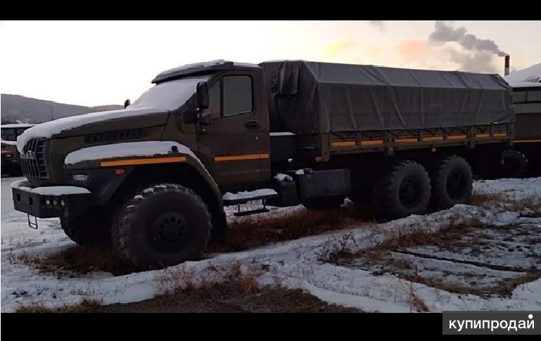 Урал бортовой 4320-5911-74 Next