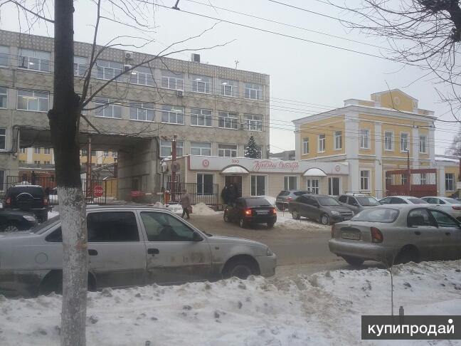 Земельный участок  площадью 127 сот (12,7 Га) в центре города Рязани на улице Чк
