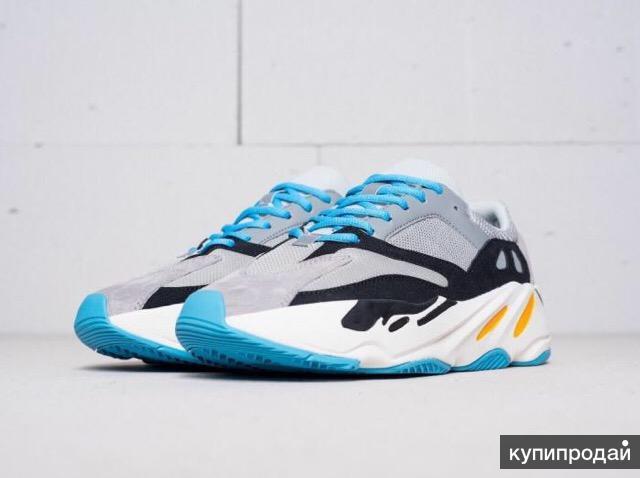 Продам кроссовки Adidas Yeezy Wave Runner 700