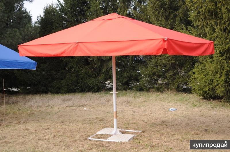 Зонт прямоугольный 4х2,5 м.