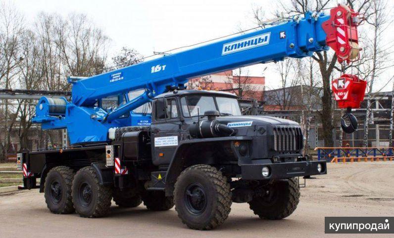 Услуги аренды автокрана от 16 до 400 тонн