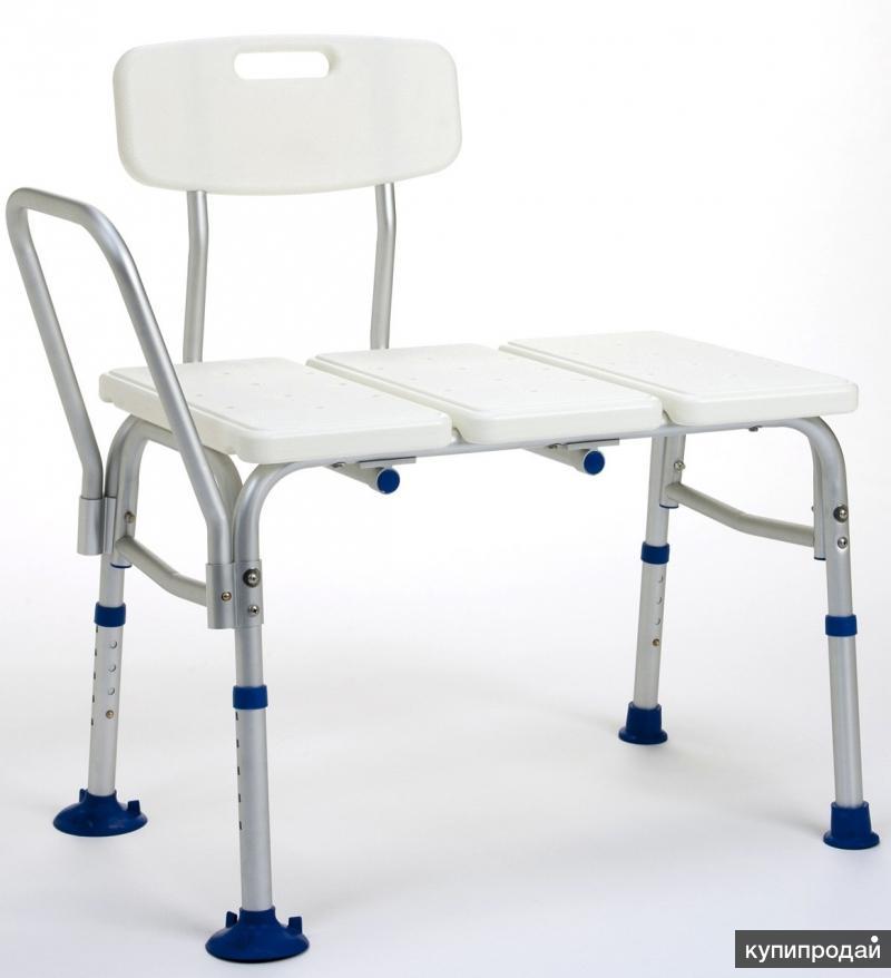 стул в ванную для инвалида