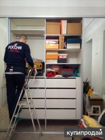 Сборка разборка ремонт изготовление мебели