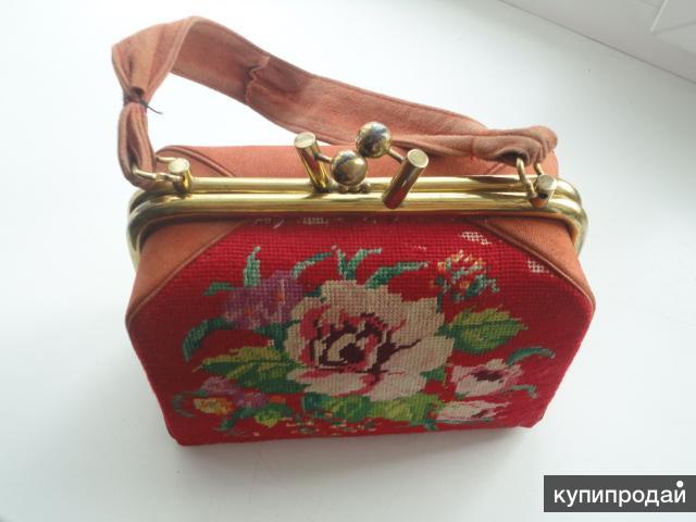 Дамская сумочка 1959 - 1961 гг