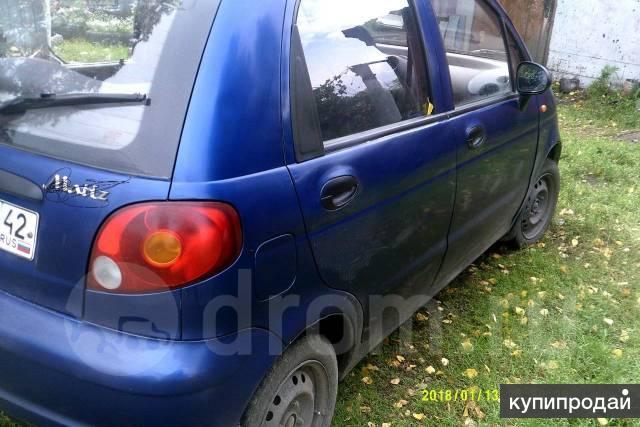 Daewoo Matiz2010