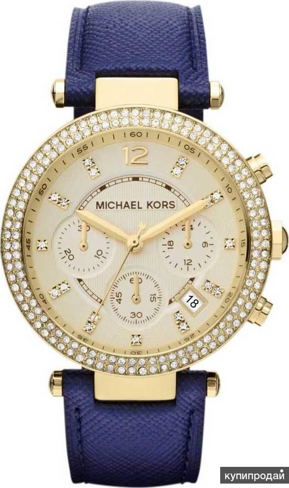 Оригинальные ремешки на часы Michael Kors