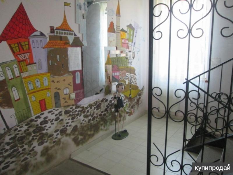 Продаем мини гостиницу в Каче площадью 540 квм плюс 60 квм.