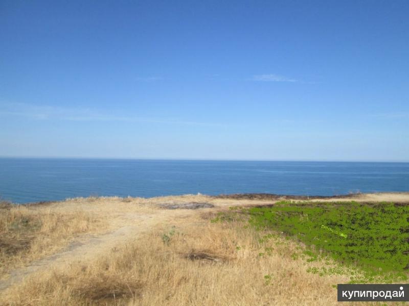 Продаем участок площадью 2 сотки первая линия от моря пгт Кача.