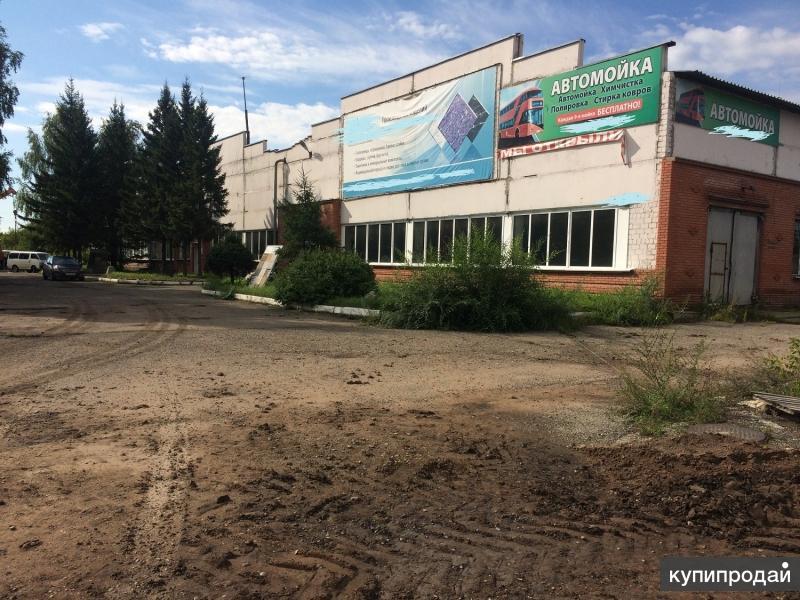 Продам Административно-Производственный комплекс, земля и здания Собственность!