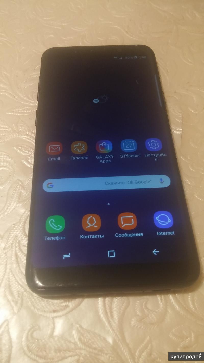 Samsung Galaxy S8+ 128 GB