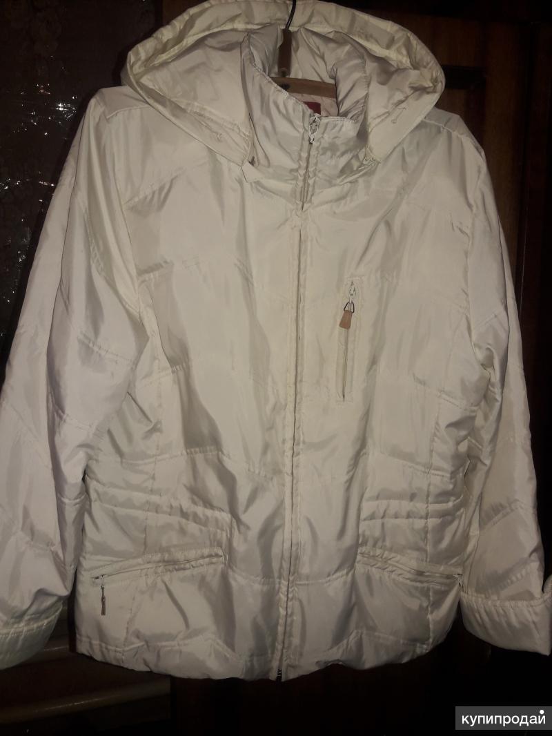 Куртка женская димесез.