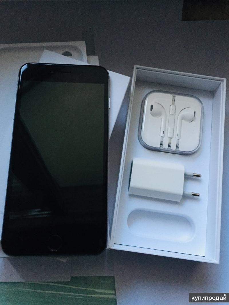iPhone 6 Plus (64Gb) Ростест