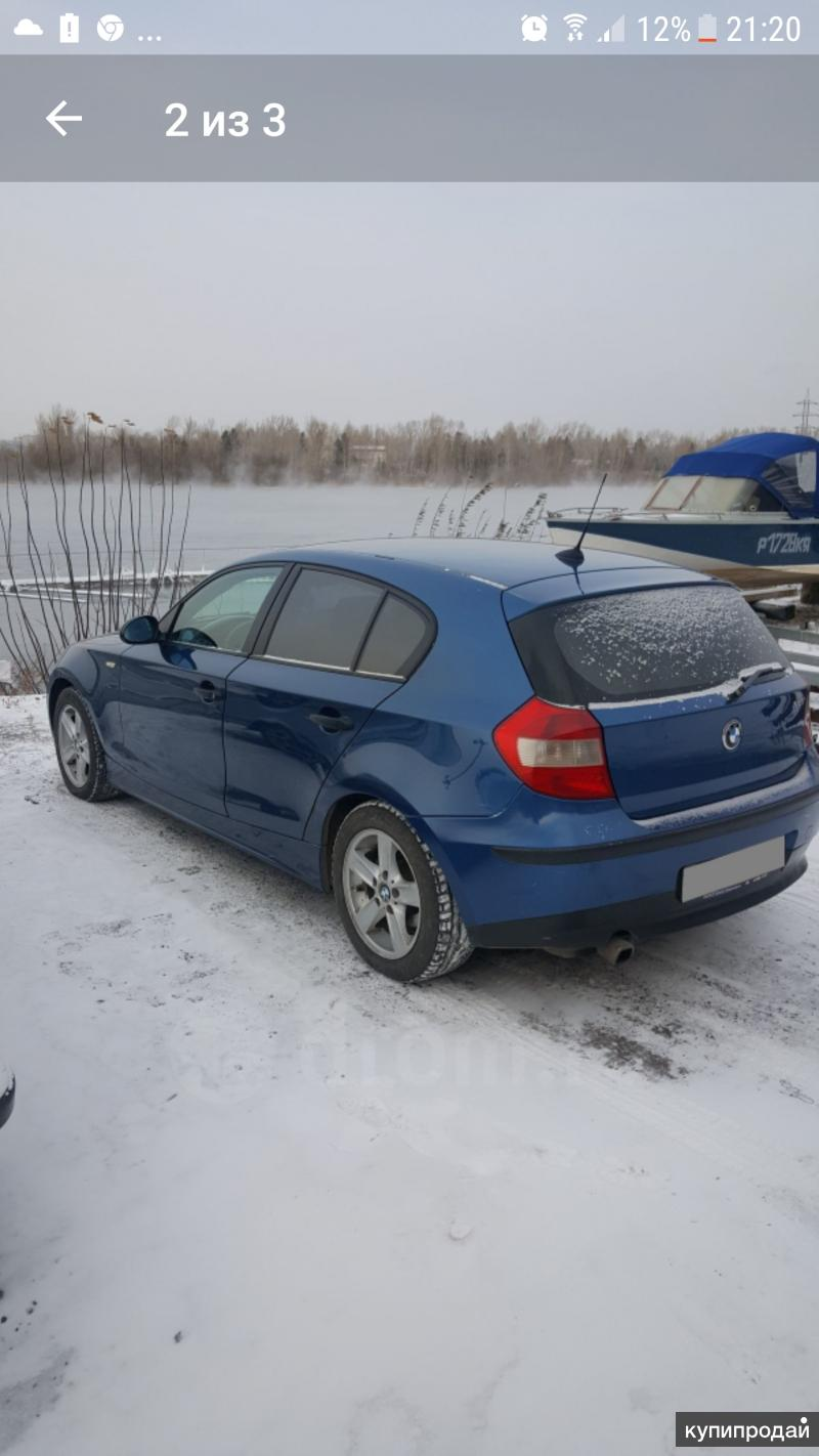 BMW 1er, 2006