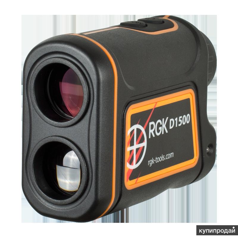 Дальномер для охоты RGK D1500