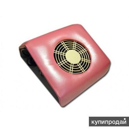Новый Пылесборник и многое другое для ногтей. Белые и розовые