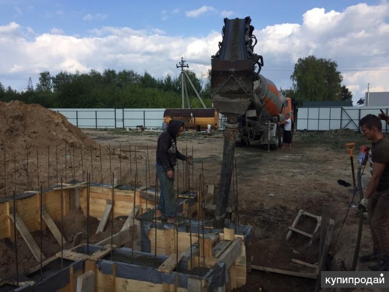 Песок, гравий, щебень, бетон с доставкой
