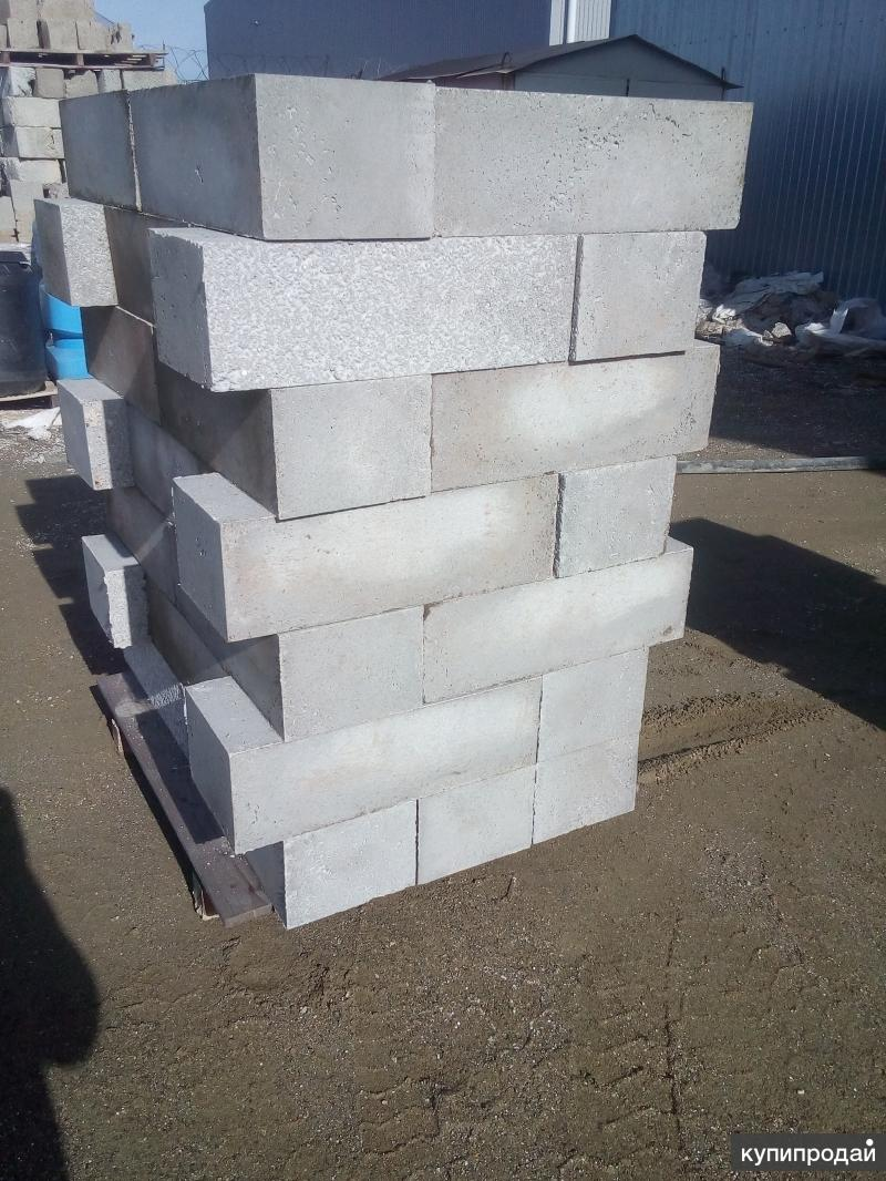 Полистеролбетонные блоки собственного производства