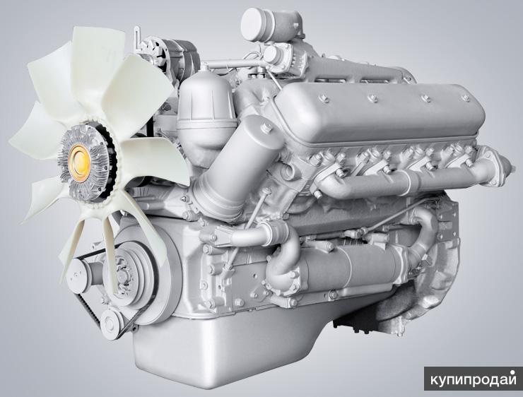 Продам новый двигатель ЯМЗ 7514