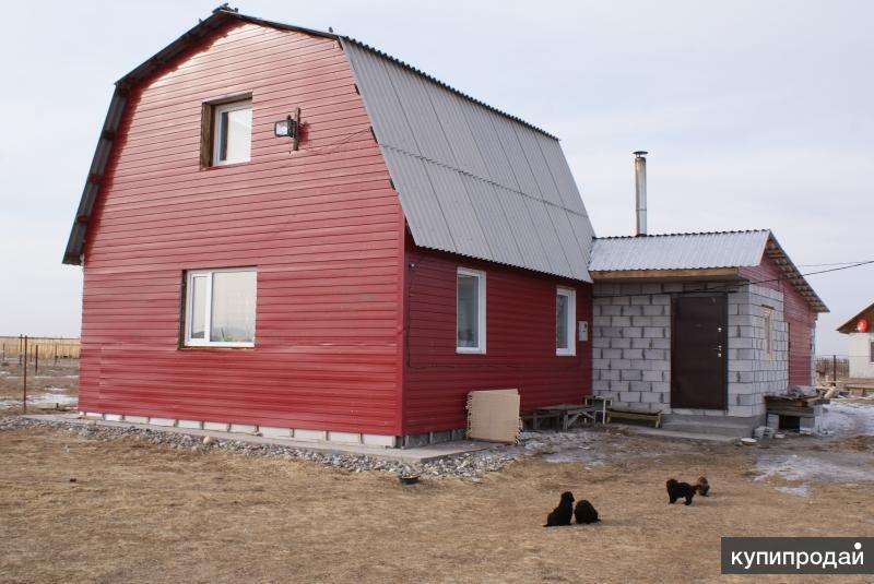 Продам поменяю дом