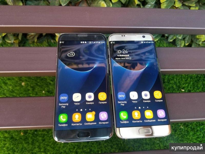 Samsung Galaxy S7 Edge 32Gb оригинал