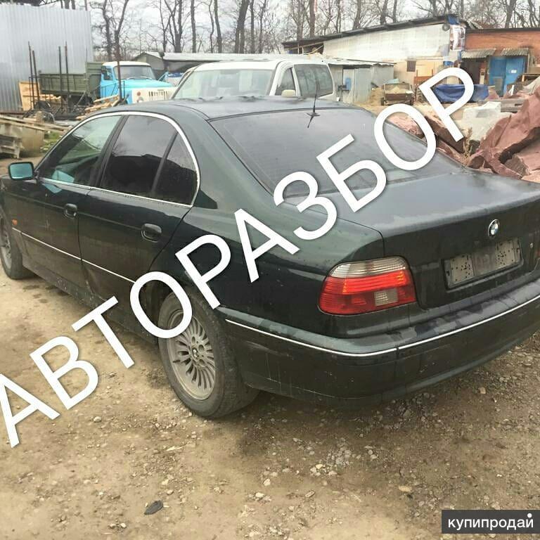 BMW 5e39, 1999