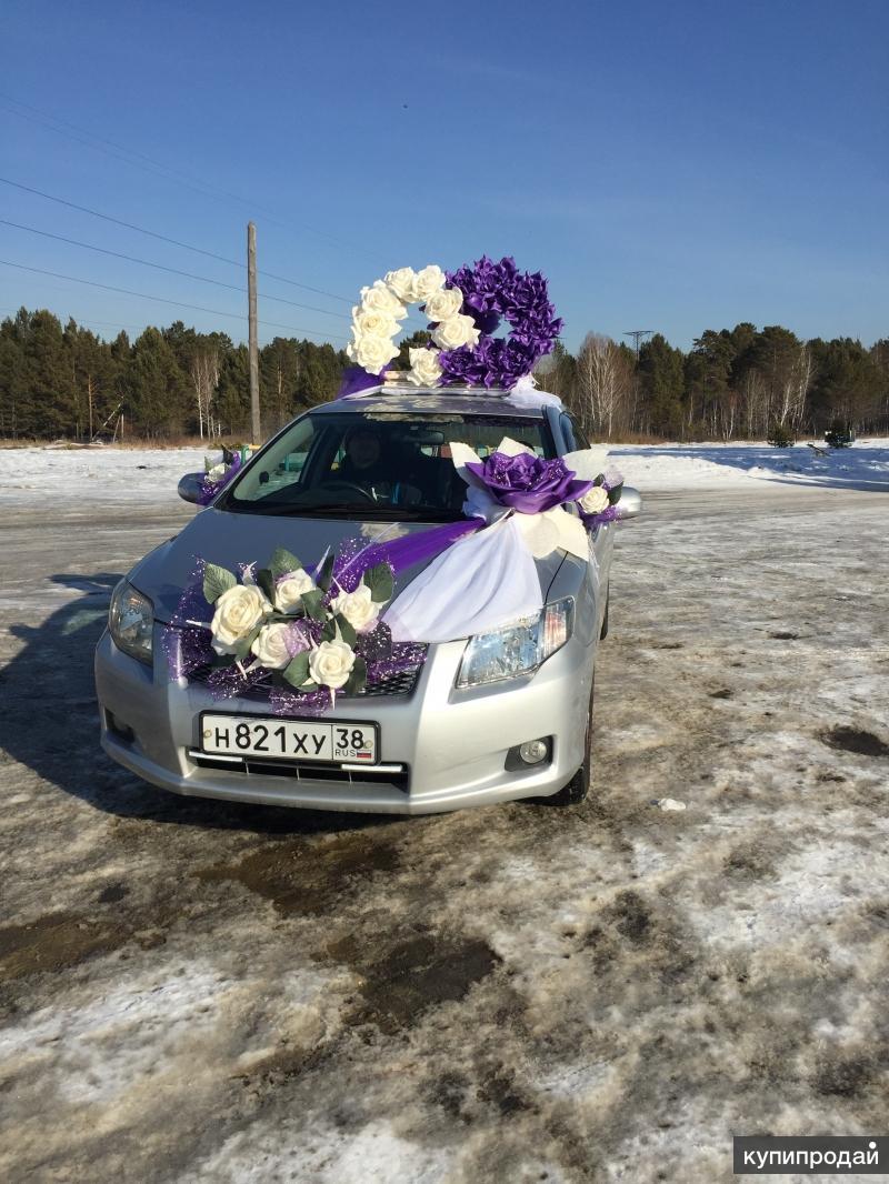 Свадебные украшения автомобилей.
