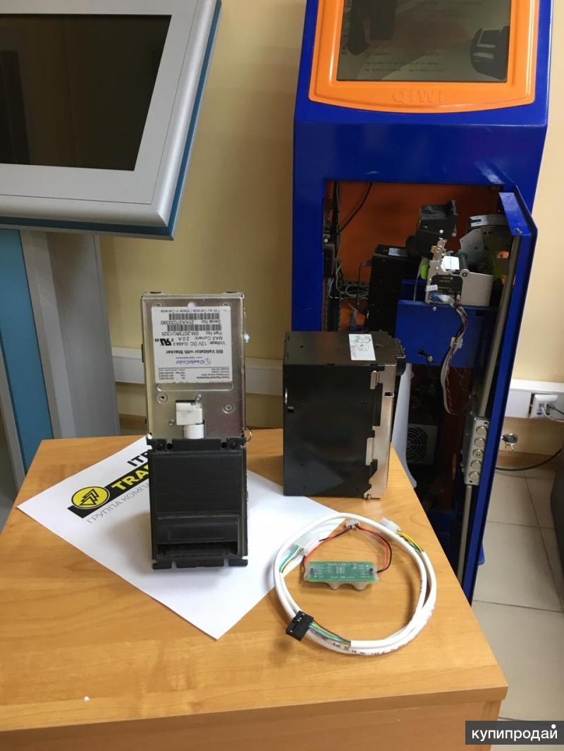 Купюроприемник Cash Code SM с кассетой на 400 купюр и адаптером