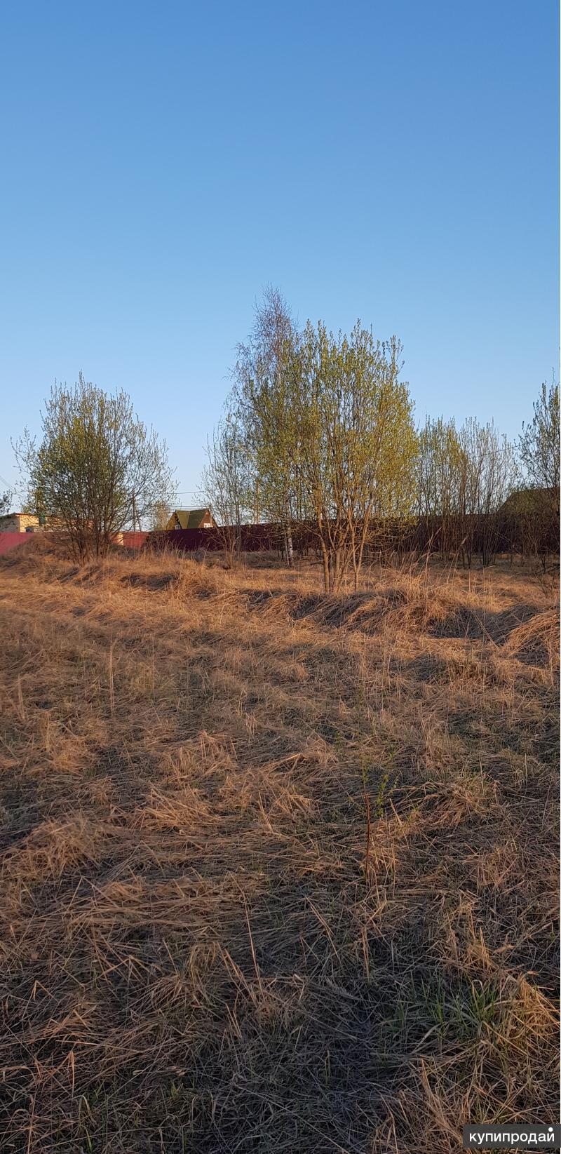 Срочная продажа, участок 20 соток, 25 км. от Чехов