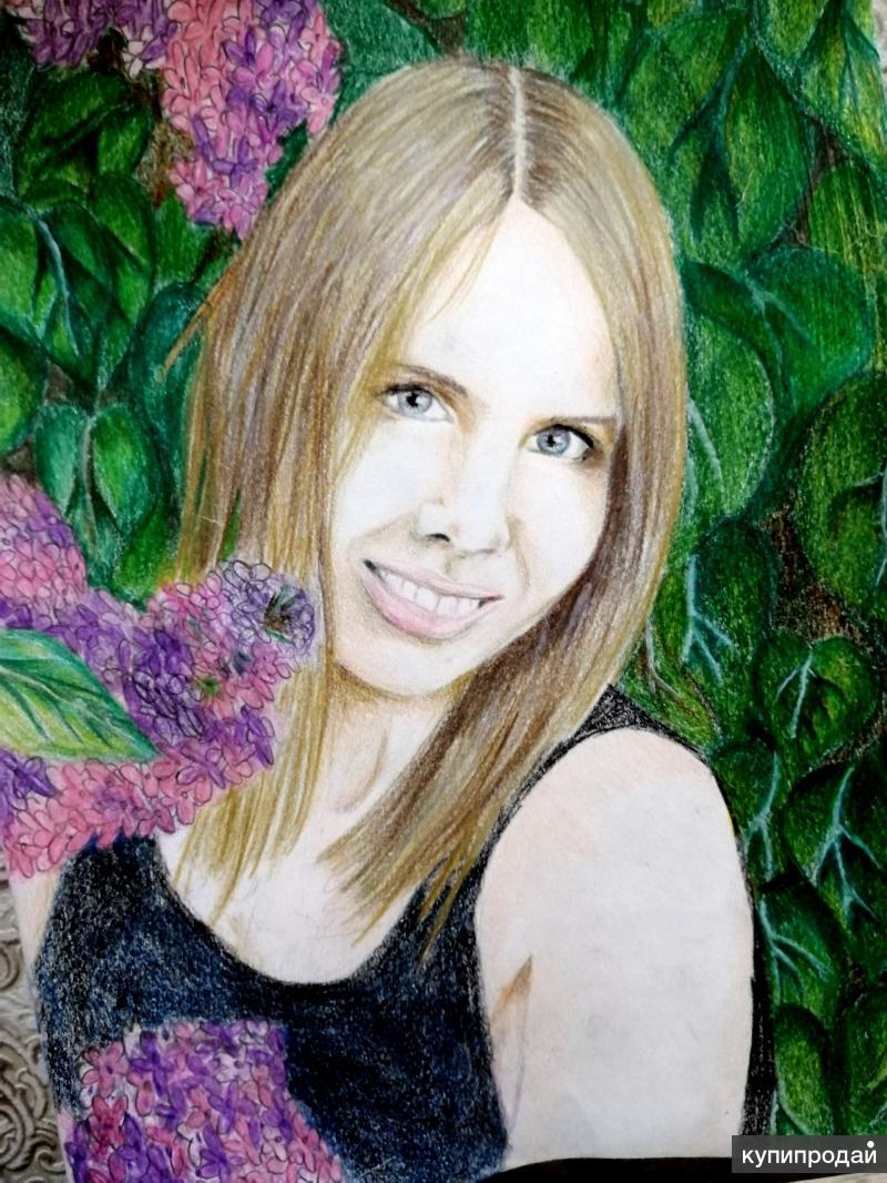 портрет по фотографии тамбов могут быть