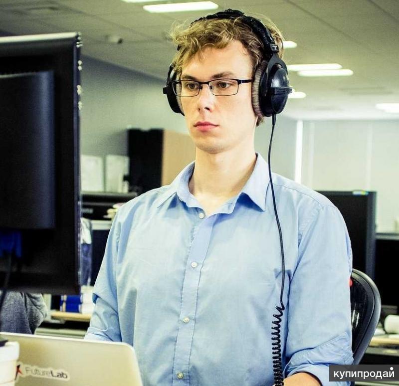 Сотрудник с опытом тех. обслуживания компьютеров