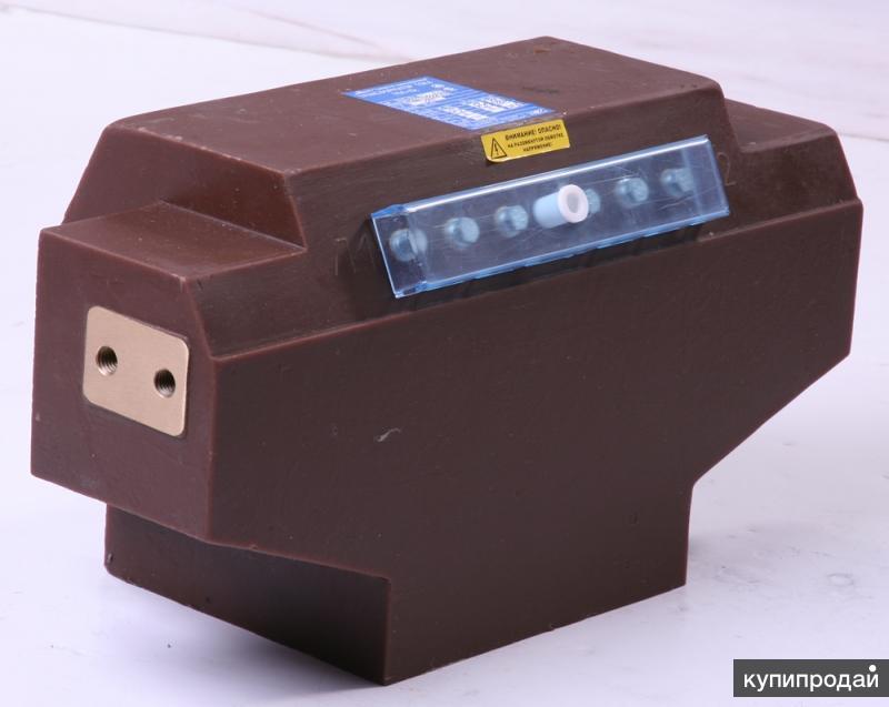 Трансформатора тока ТЛК-СТ-10-ТПЛ (1) УЗ 400/5 ГОСТ 7746-2015