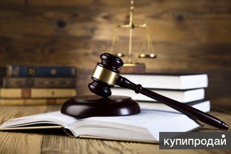 Юрист по гражданским спорам. Судебная защита. Консультации. Документы