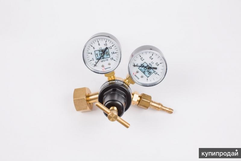 Редуктор углекислотный УР-6-6 НОРД-С с поверенным манометром