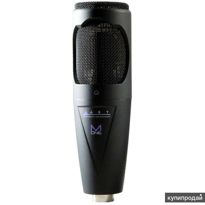 Конденсаторный микрофон ART M-One