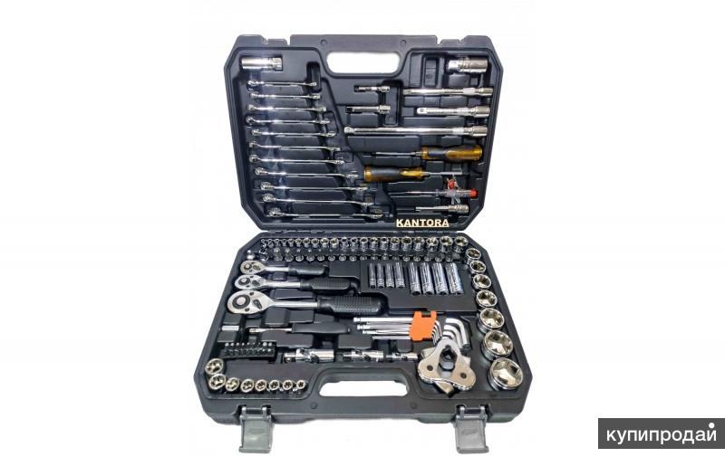 Набор инструментов SATA CR-V 121