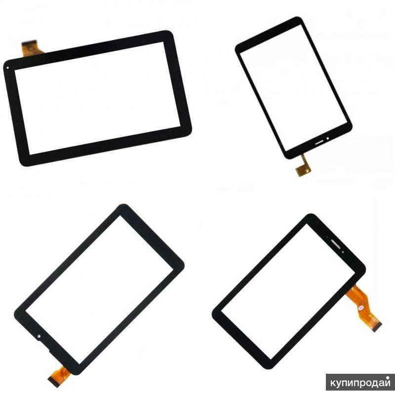 Сенсорные стекла для планшетов Irbis