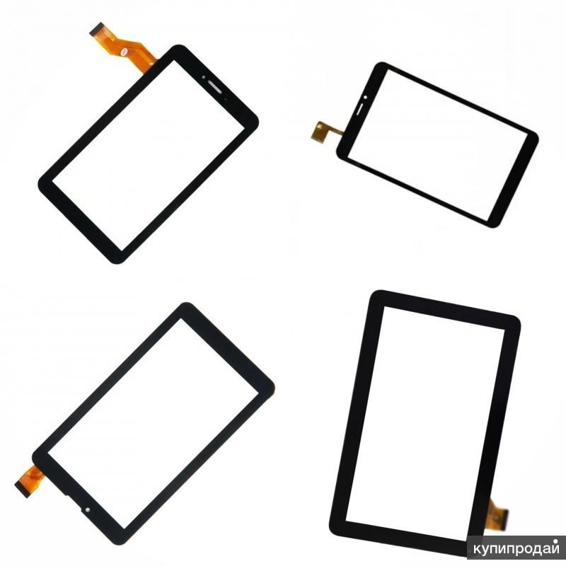 Сенсорные стекла для планшетов Prestigio