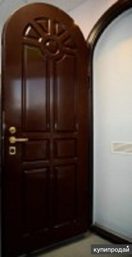 Арочные сейф-двери
