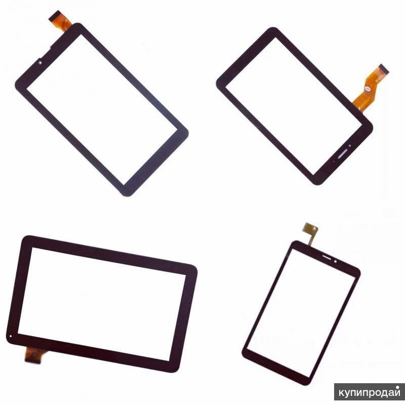 Сенсорные стекла для китайских планшетов
