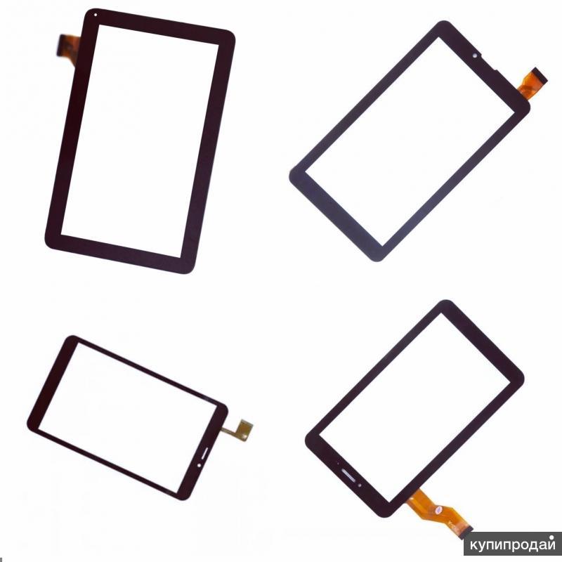 Сенсорные стекла для планшетов Digma