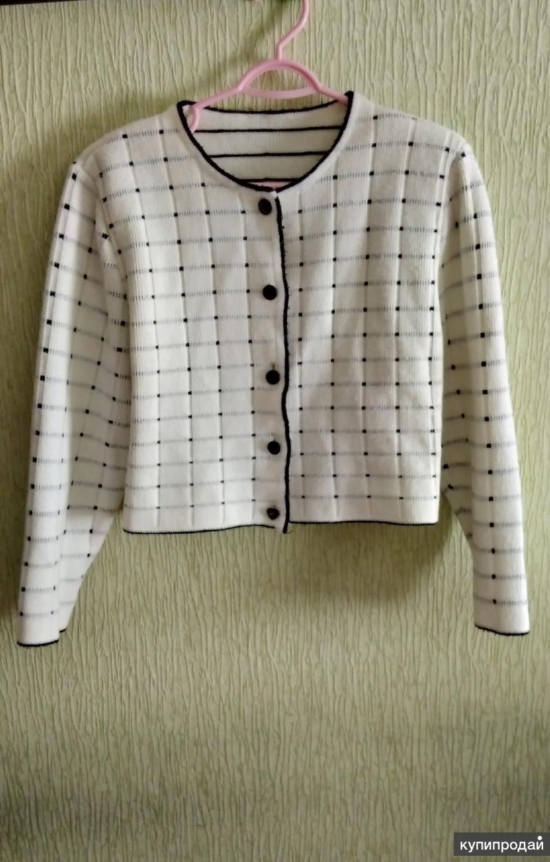 Кофта-пиджак, размер 48-50