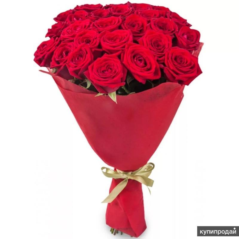 продажа и доставка роз