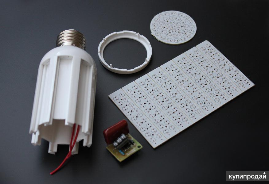 конструктор  светодиодной лампы