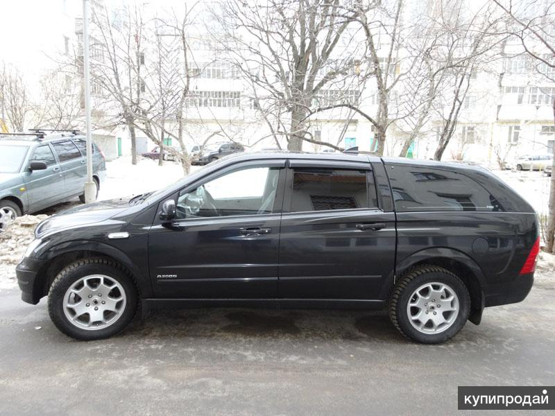 SsangYong Actyon Sports, 2008 г.