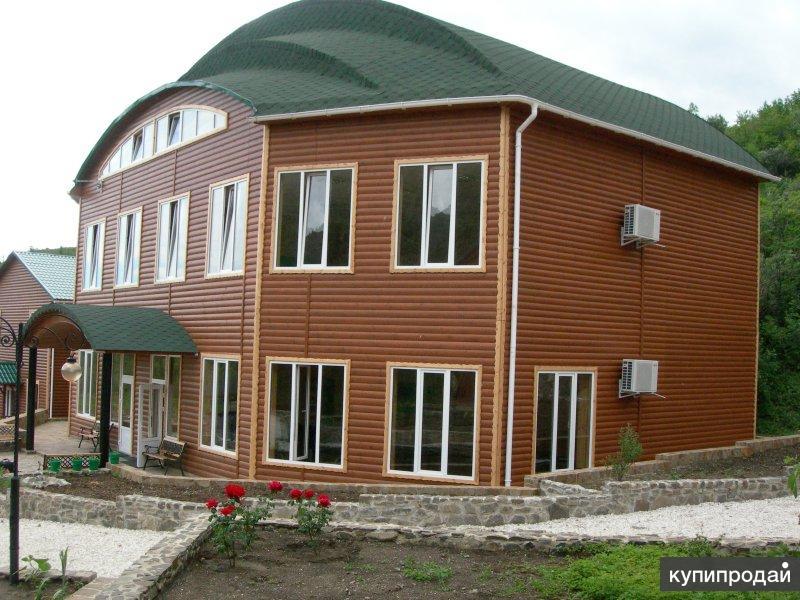 Коттеджи, дома по канадской технологии, под ключ
