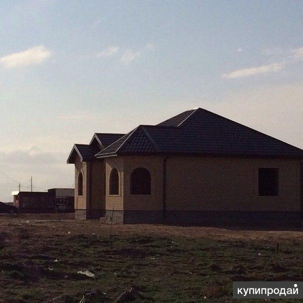 Продается коттедж новый 10*12, общая площадь участка 500 кВ метров